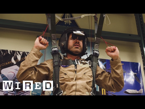 Training to Become a NASA Research Pilot