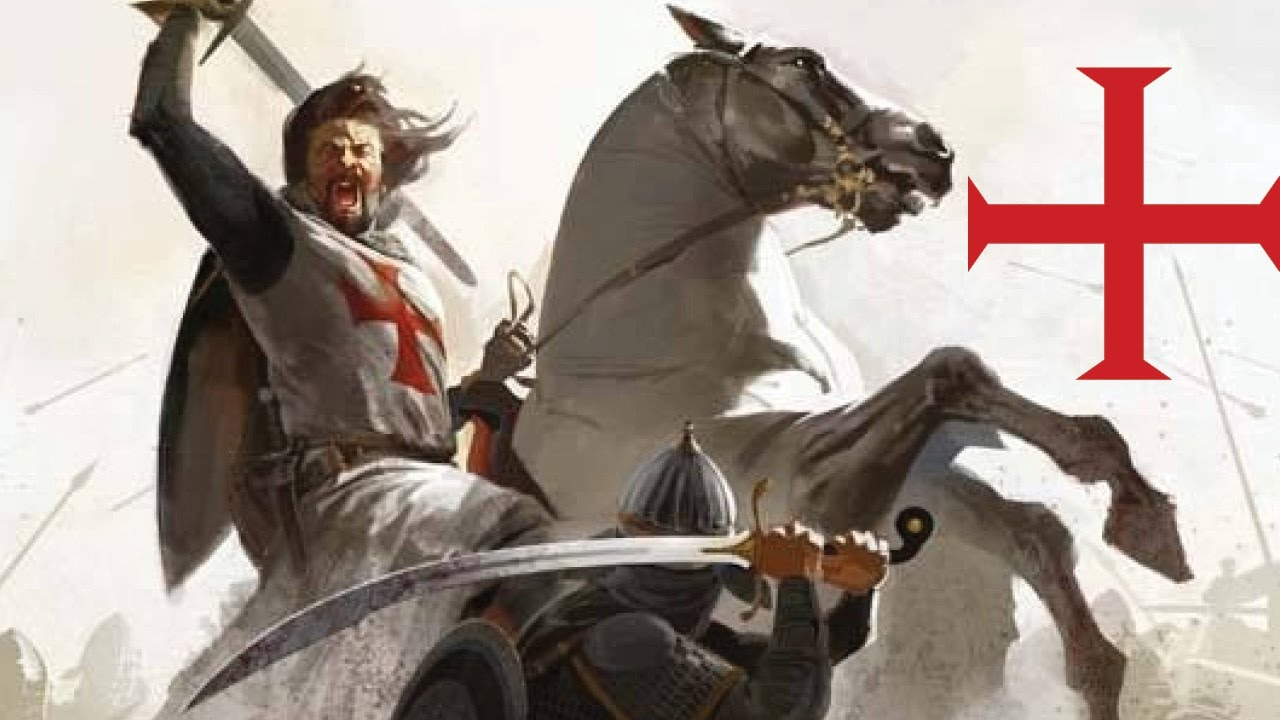 the knights templat - the mysterious history of the knights templar