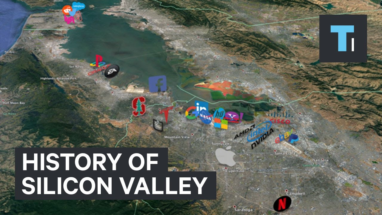 How Silicon Valley became a $2.8 trillion neighborhood