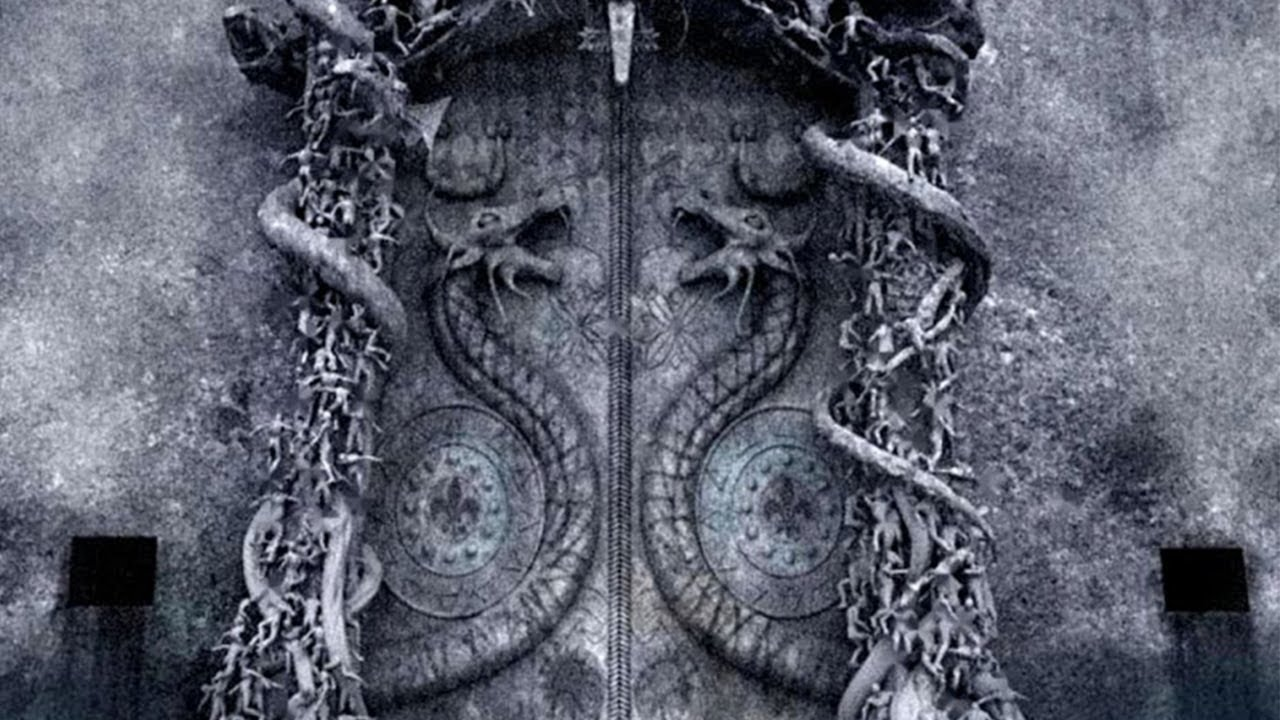 The Mysterious Sealed Temple Door NO ONE Can Open