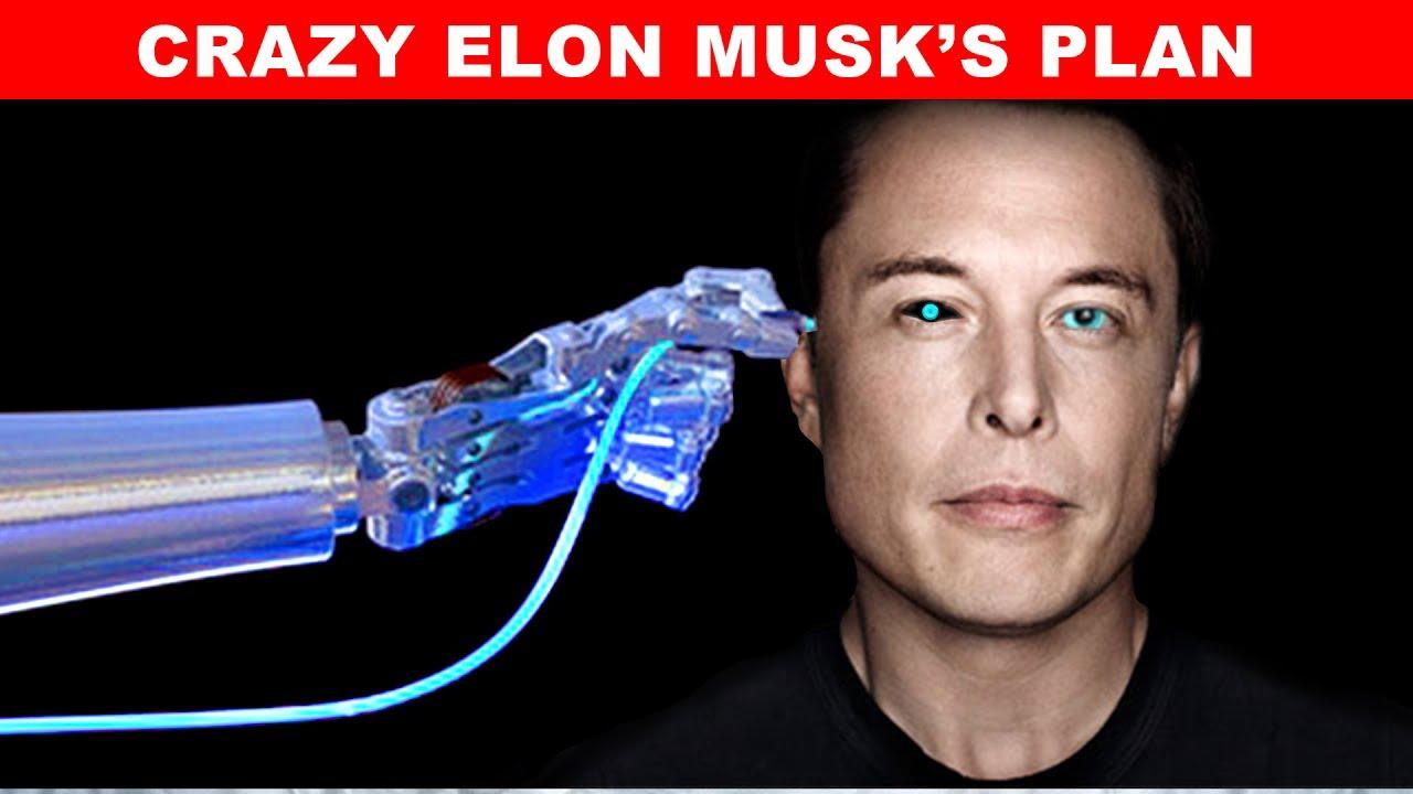 Crazy Elon Musk's Plan