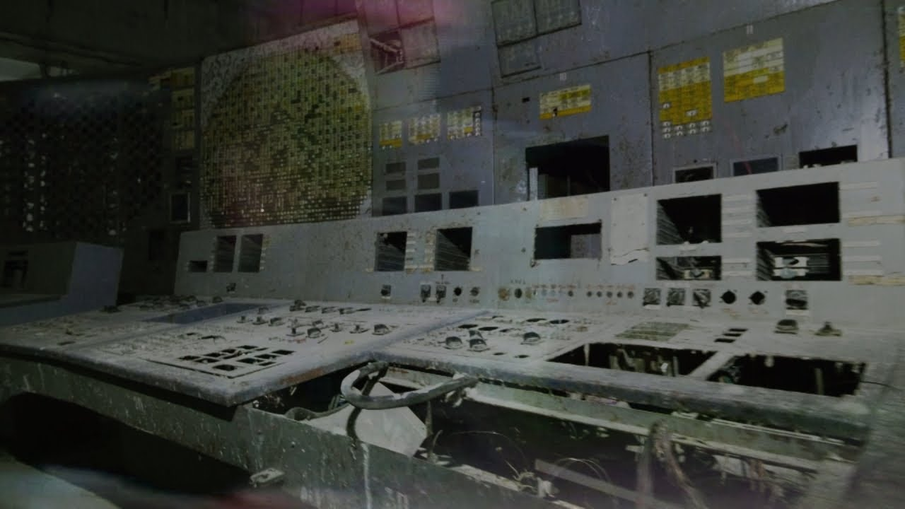 What Were The Soviets Trying To Hide In This Abandoned Chernobyl-Area Hospital?