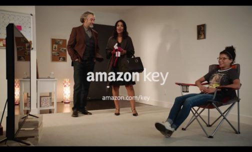 Amazon Wants The Ability To Unlock Your Front Door With 'Amazon Key'