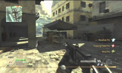 Epic Modern Warfare Game Commentator