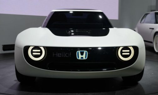 Honda Sports EV Combines Retro-Styling with AI Technology