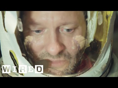 How This Guy Built a DIY Space Suit