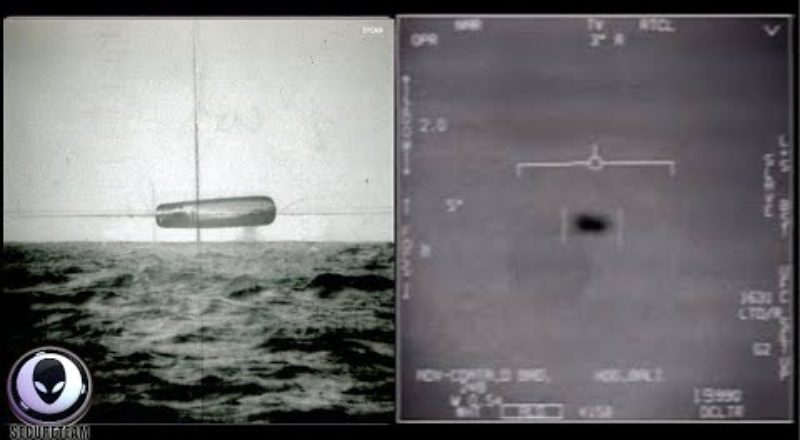 Leaked 2004 Navy UFO Footage