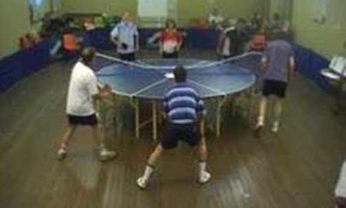 MultiPlayer Table Tennis