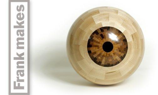 Woodturning the Eye - Craftsman of Wood