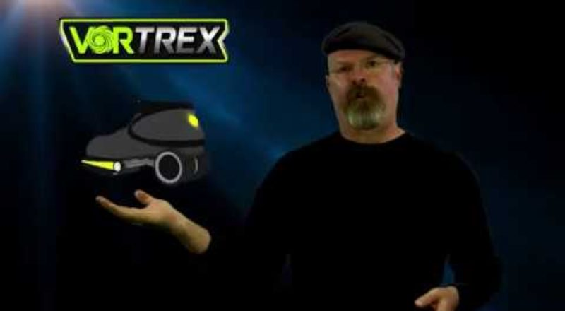 Jamie Hyneman's new project for VR, Electric Shoes