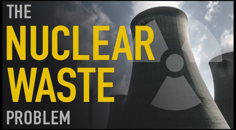 The Nuclear Waste Problem