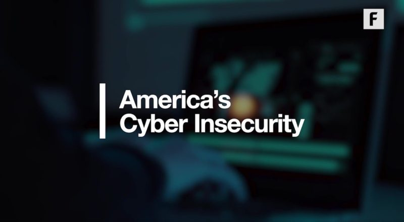 America's Cyber Insecurity