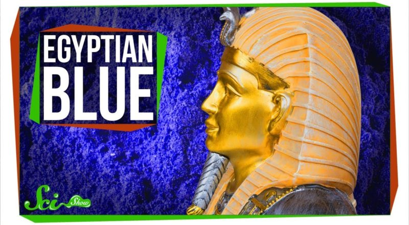 Egyptian Blue: How an Ancient Pigment Could Save Lives