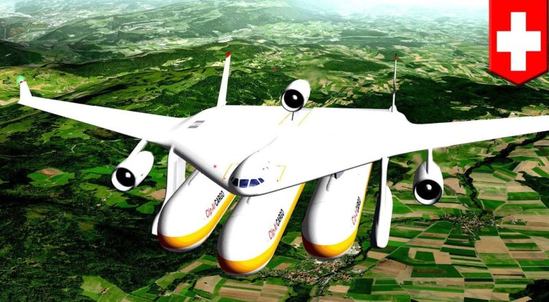 Future aircraft: This could change travel forever