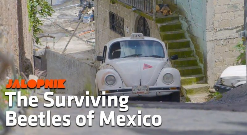 The Amazing Volkswagens of Mexico