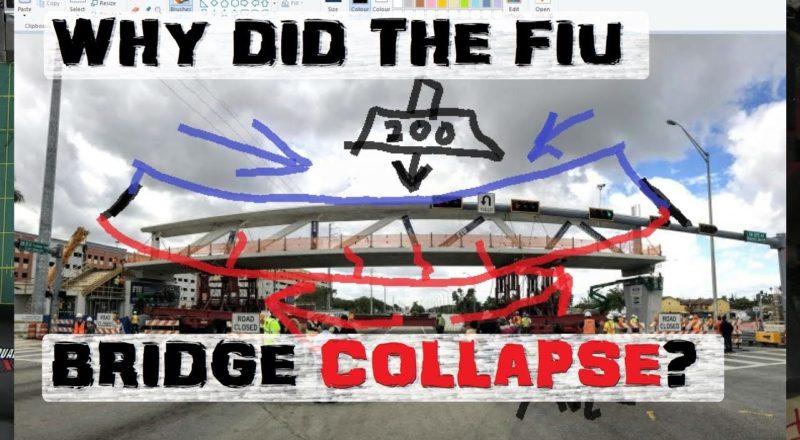 FIU Miami bridge disaster explained