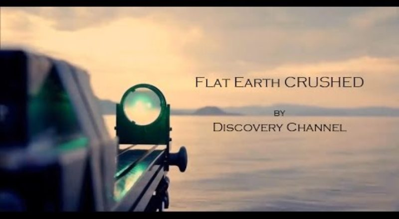 Disovery Channel Destroys Flat Earthers