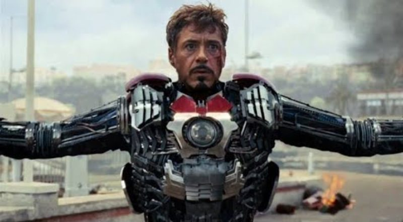 All Suit Up Scenes of Iron Man - 2008 to 2017