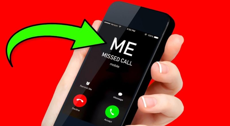If Your Own Number Calls You, Don't Pick Up And Call the Police