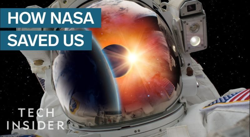 NASA Actually Helped Save The World — Here's How