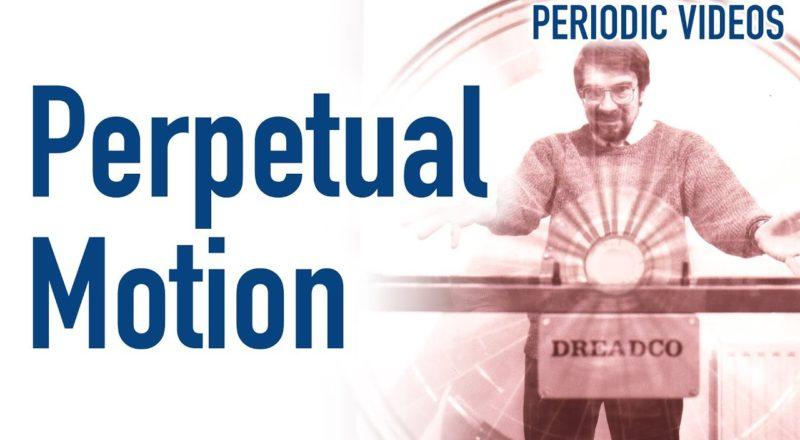Professor Poliakoff inherits an inventors perpetual motion machine