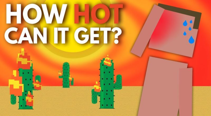 How Hot Could It Actually Get?