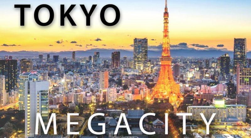 Tokyo - Earth's Model Megacity