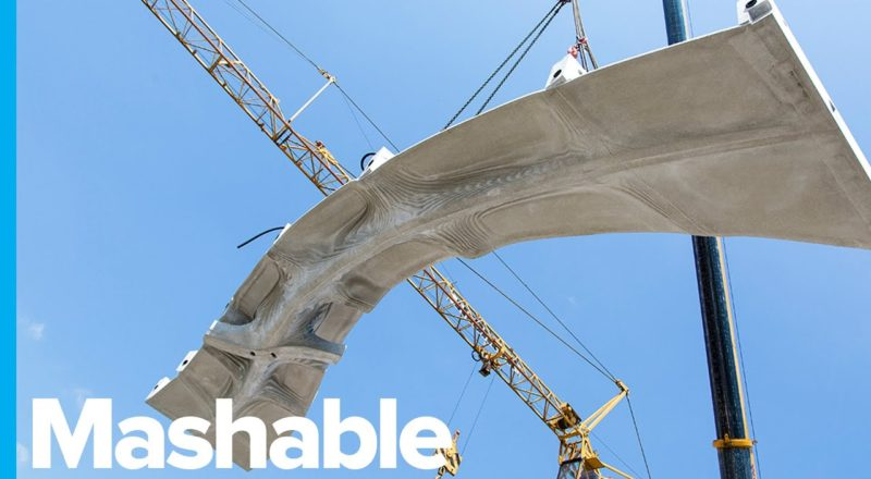Here's Why This Super Lightweight Concrete Slab Is The Future Of Architecture