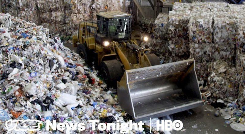 China's Waste Ban Is Causing A Trash Crisis In The U.S.