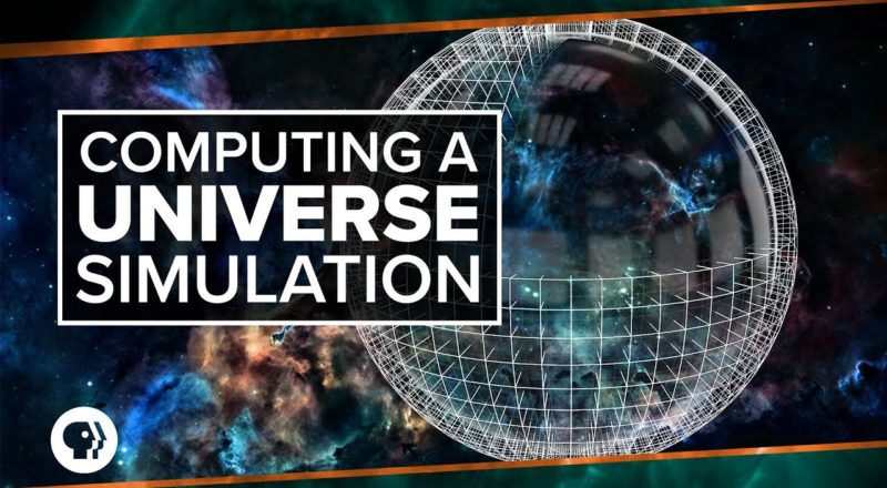 Computing a Universe Simulation