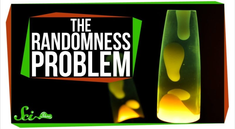 The Randomness Problem: How Lava Lamps Protect the Internet