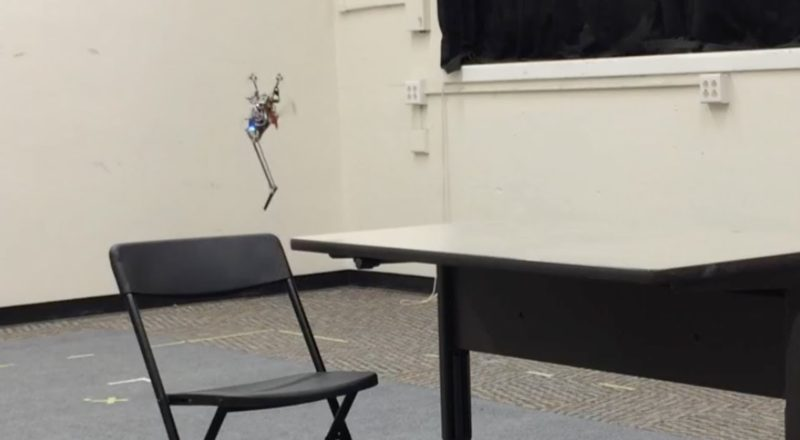 This Robot Can Jump on One Leg
