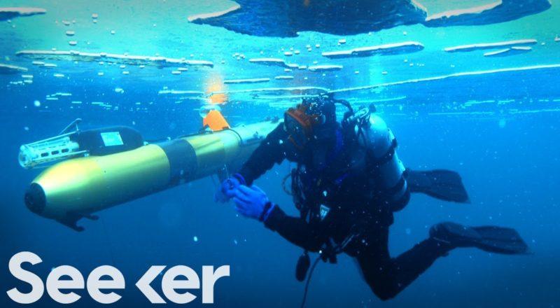 Everything It Takes to Explore Beneath Polar Ice Caps