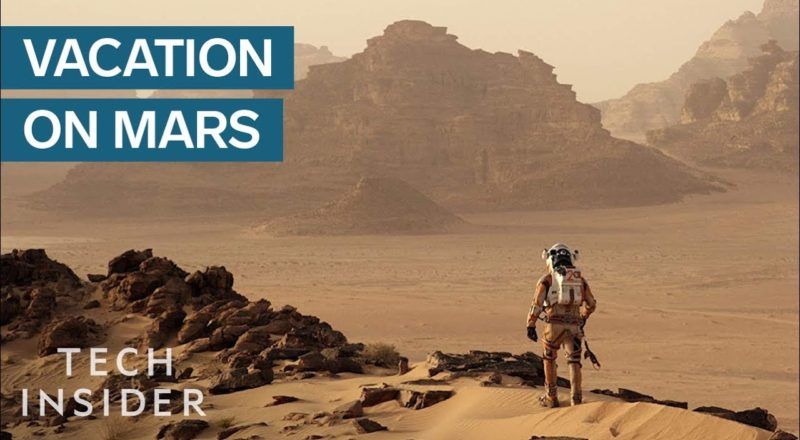 The Most Epic Sites On Mars That Humans Should Visit