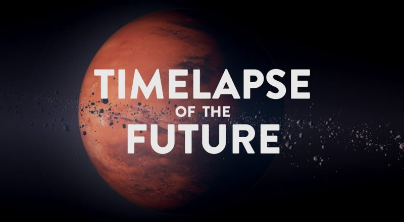 Timelapse: A Journey to the End of Time