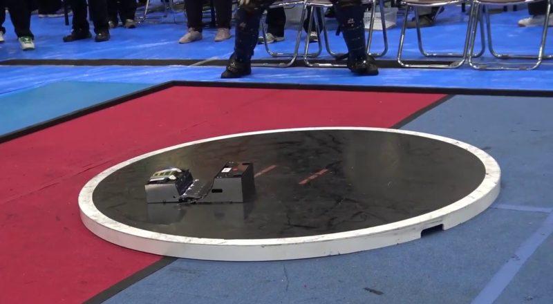 Japanese Sumo Robots Duels
