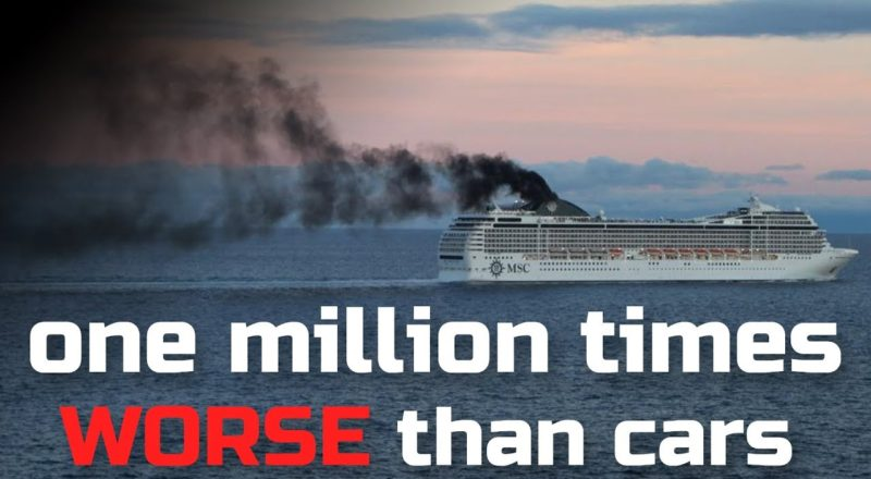 How Cruise Ships Are Destroying The World