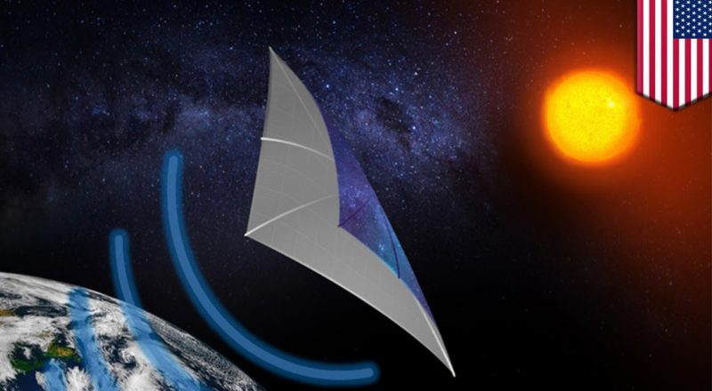 Air Force researching solar energy system in space