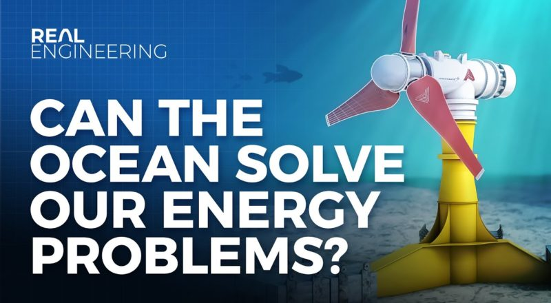 Can Underwater Turbines Solve Our Energy Problems?