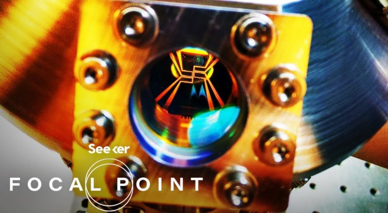 This Quantum Lab Makes Exotic States of Matter in Space