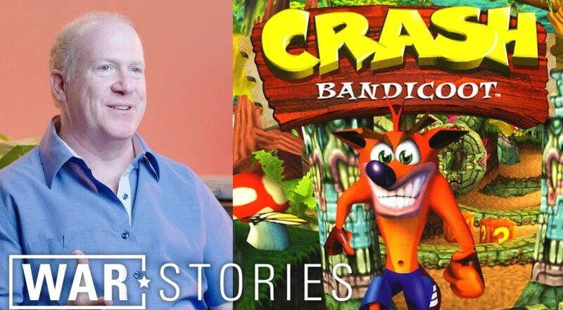 How Crash Bandicoot Hacked The Original Playstation