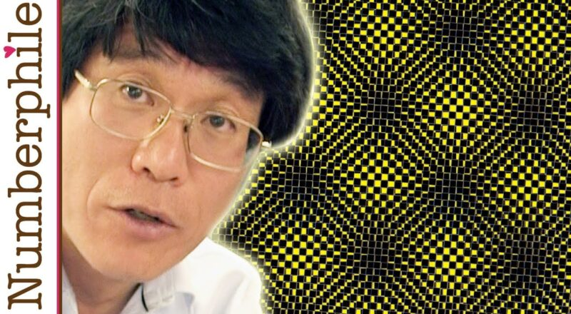 The Strange Effect of Dot Patterns