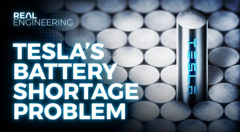 Tesla's Battery Supply Probleme