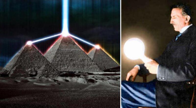 Nikola Tesla Knew The Purpose of the Pyramids: Rediscovered Technology