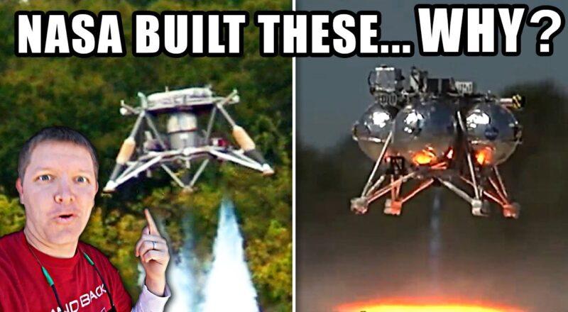 How Will NASA Test The Next Lunar Lander?