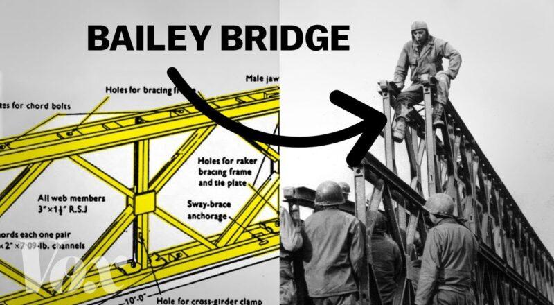 The Bridge Design that Helped Win World War II
