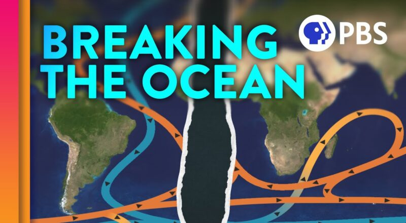 How Ocean Currents Work (and How We Are Breaking Them)