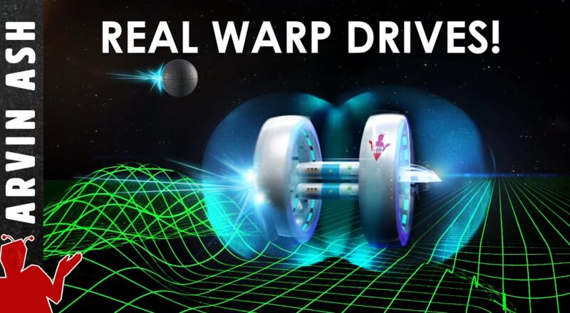 Real Warp Drives? New research proposes a solution!
