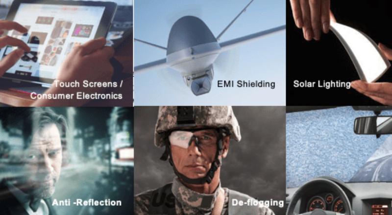 NanoWeb A Revolutionary Transparent Conductive Film